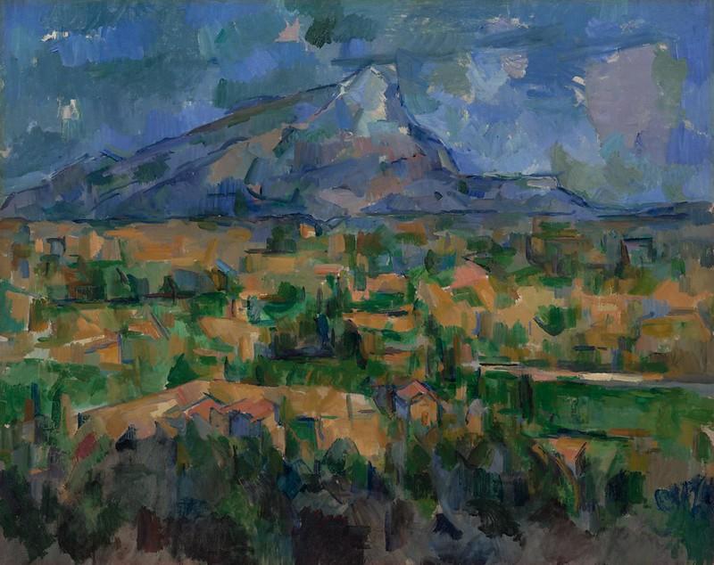 Cezanne - Museu de Arte da Filadélfia