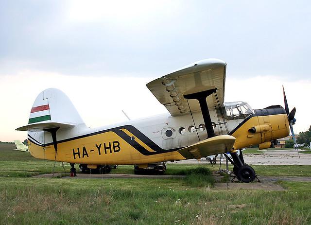 PZL Mielec AN-2 - HA-YHB - s/n 1G181-44 - LHBS