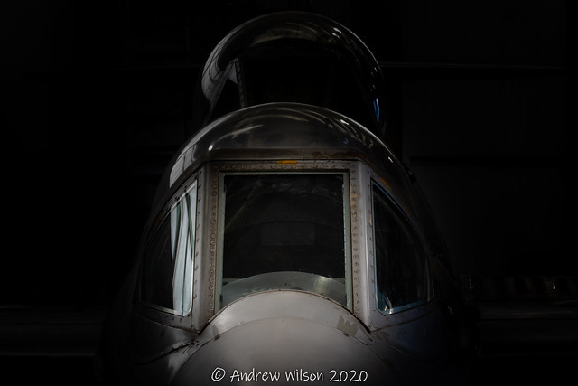 Gloster Meteor Experimental Cockpits