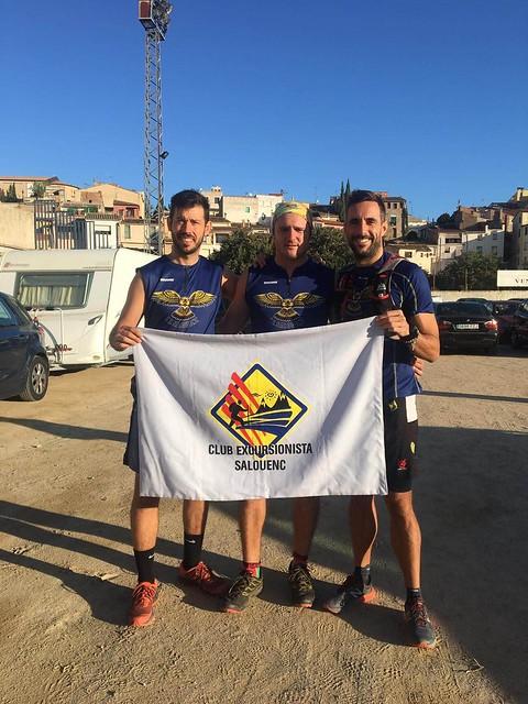 2019-10-06 Trail: VI Marató Priorat (Falset)