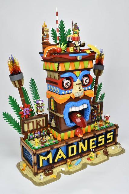 Tiki Madness!
