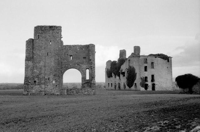 Rathcoffey Castle