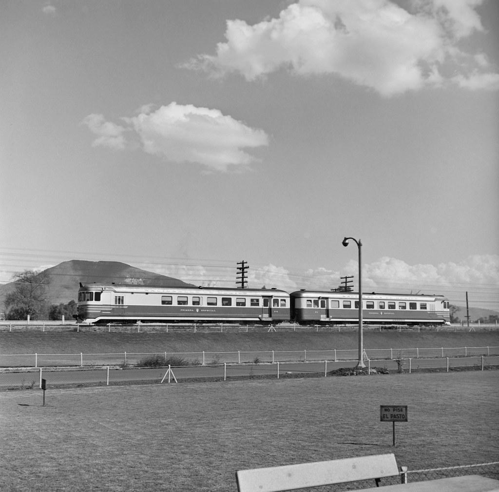 NdeM, Valle de Mexico, Mexico, 1960