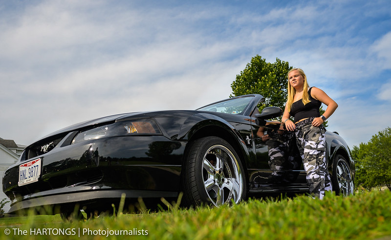 Lakota East Senior Photo Shoot