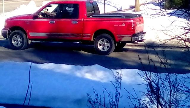 Another red pickup! - HTT Menominee Michigan