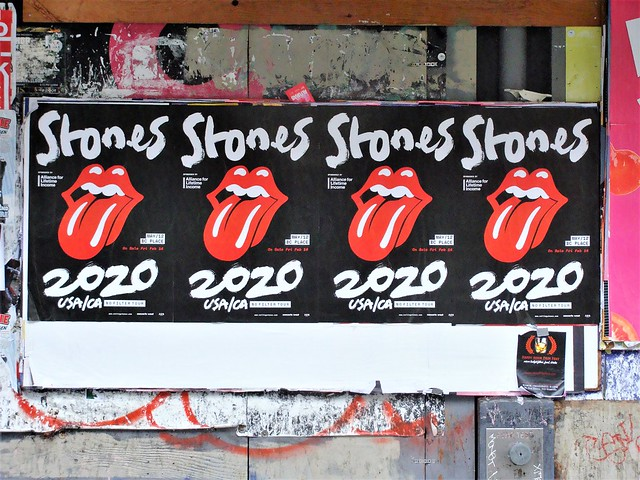 Rolling Stones Times Four