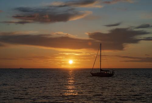 природа nature море sea океан ocean закат sunset австралия australia dmilokt ins