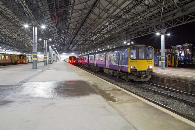 Northern 150 135 Southport