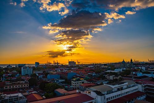 philippines manila panoramicview skydeckviewbar intramuros bayleaf