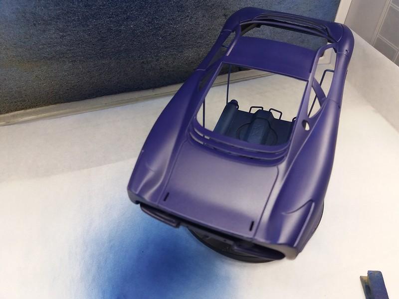 *Montage pas-à-pas* Jaguar XJ 220 [Revell 1/24] 49670635822_0cb4a0f94f_c