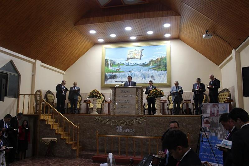 3° día de Aniversario Ministerial N°35, Lirquén.