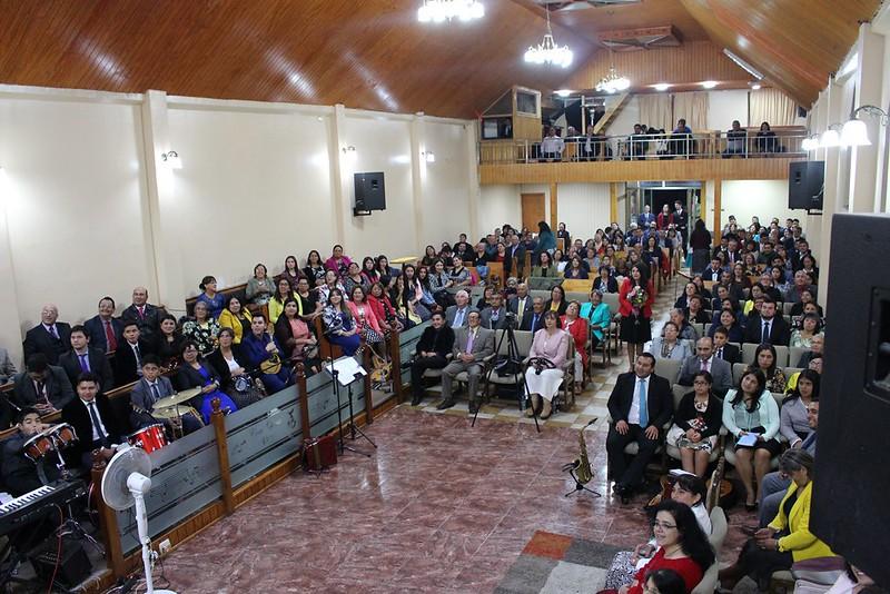 35 Aniversario Ministerial IMPCH Lirquén
