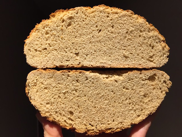 "Irish ""Brown"" Soda Bread"