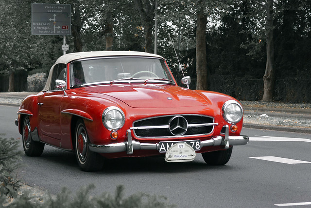 Mercedes-Benz 190 SL 1958 (5908)