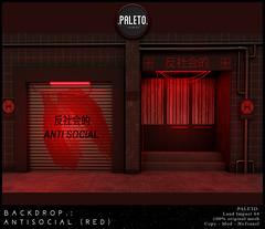 .Paleto.Backdrop:. Ansocial