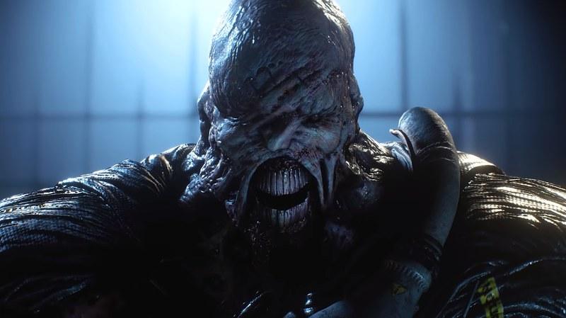 Resident Evil 3 Remake - Nemesis