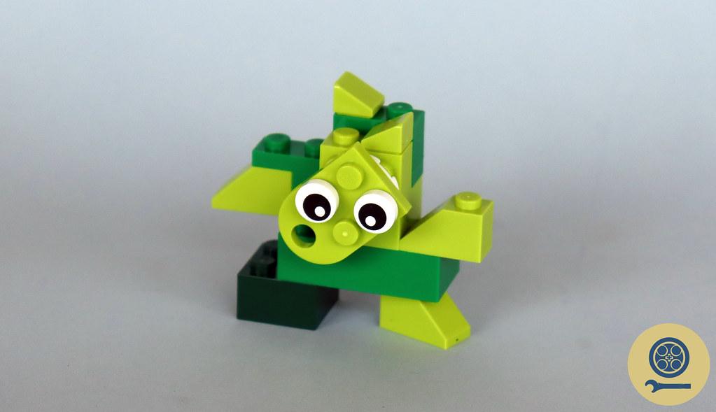 11007 Creative Green Bricks 2