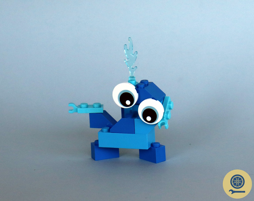 11006 Creative Blue Bricks 2