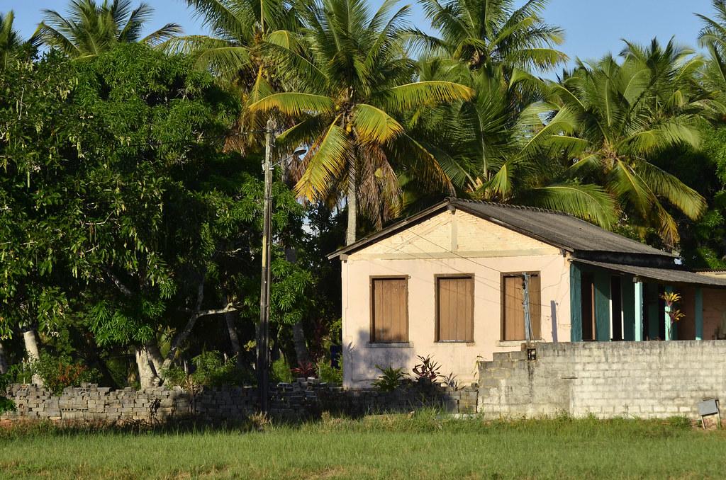 Casa em Ponta de Areia