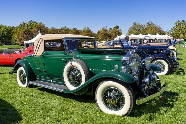 Cadillac 370-A V12 1931