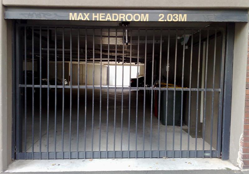 Max Headroom, March 2010