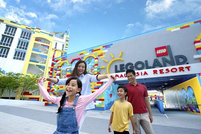 LEGOLAND Malaysia Resort Image