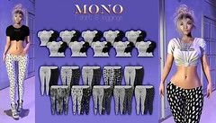 Mono Tshirt & leggings