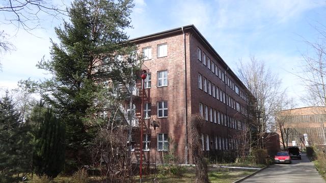 1937/40 Berlin Verwaltungsgebäude der Altmärkischen Kettenwerke (ALLKETT) Neheimer Straße 54-60 in 13507 Tegel