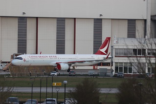 A321nx Cathay Dragon B-HPB | by XFW-Spotter