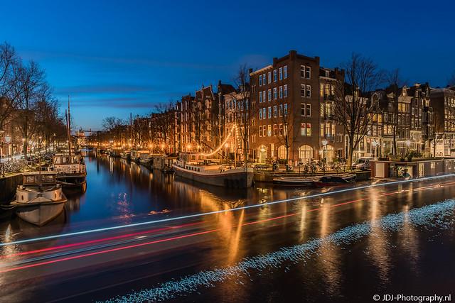 Mixed street lights