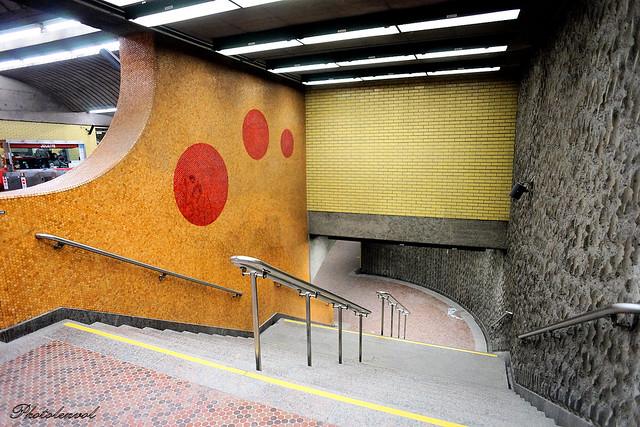 Station  de metro Joliette