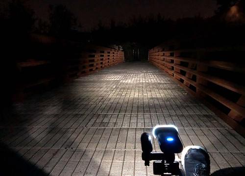 night usa washington sumner triking sumnerlinktrail bridge piercecounty