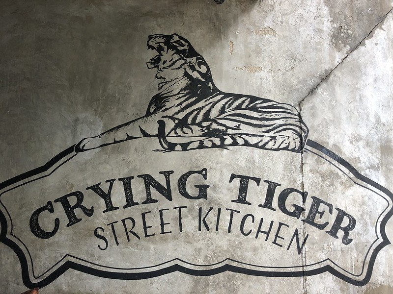 Crying Tiger