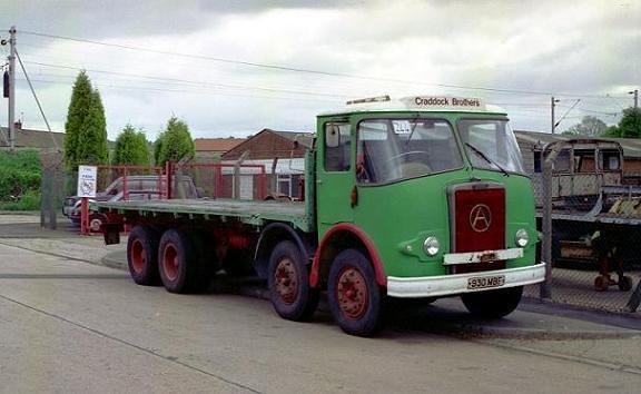 Craddock Brothers, Atkinson 930 MBF