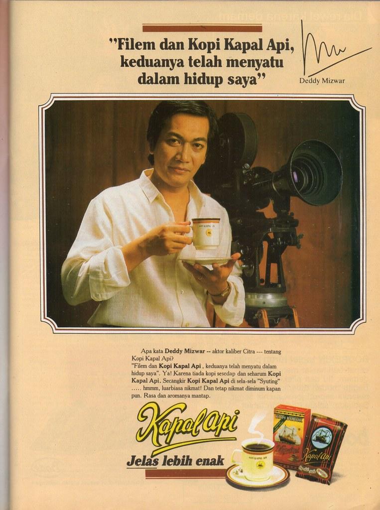 Kapal Api - Kartini, 25 Juli 1988