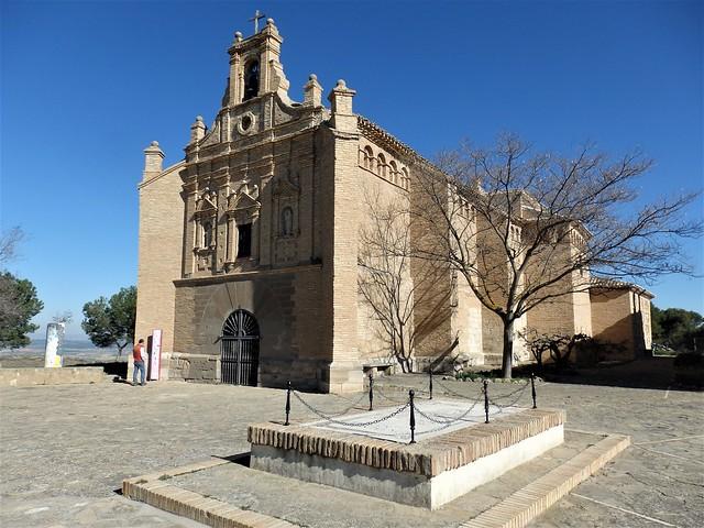 Ermita Ntra. Sra, del Yugo - Bardenas Reales de Navarra.