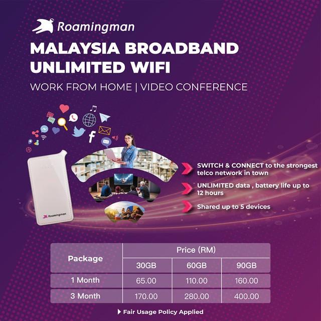 roaming man broadband
