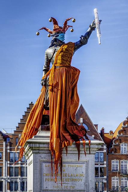 Coronavirus à Tournai