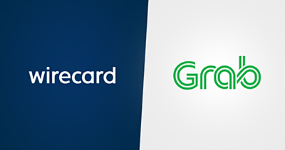 Wirecard partners Grab.