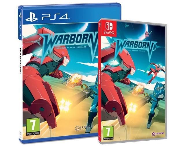 Warborn 4