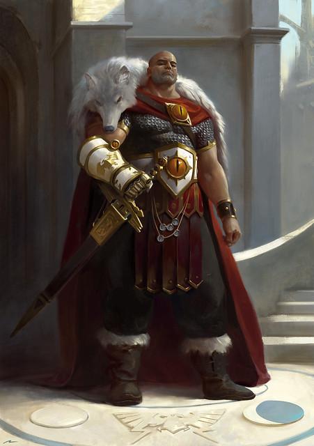 «Осада Терры: Сатурнин», иллюстрации Мауро Бельфиоре