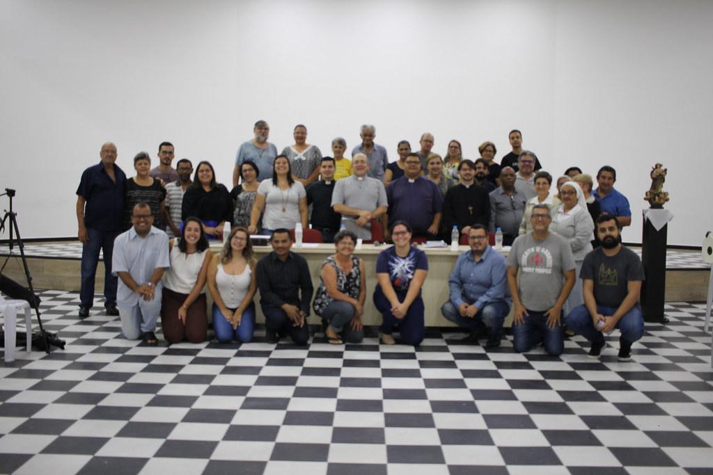 Reunião Ampliada do CODIPA