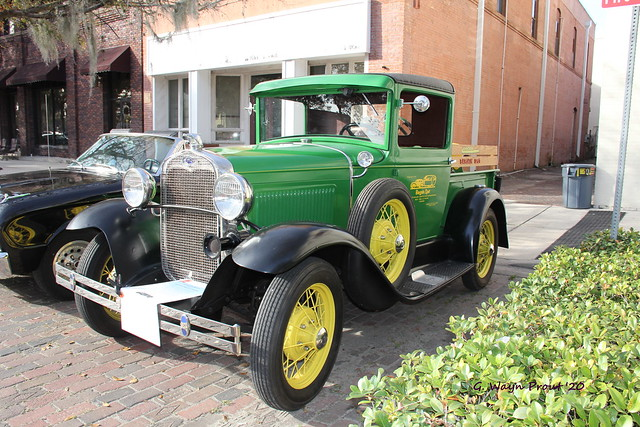 1930 Ford Model A Pickup Truck