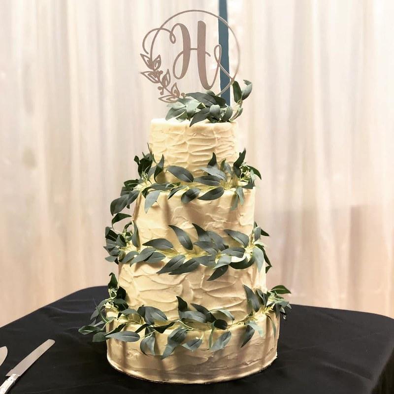 Cake by Mae Mae's Bakery