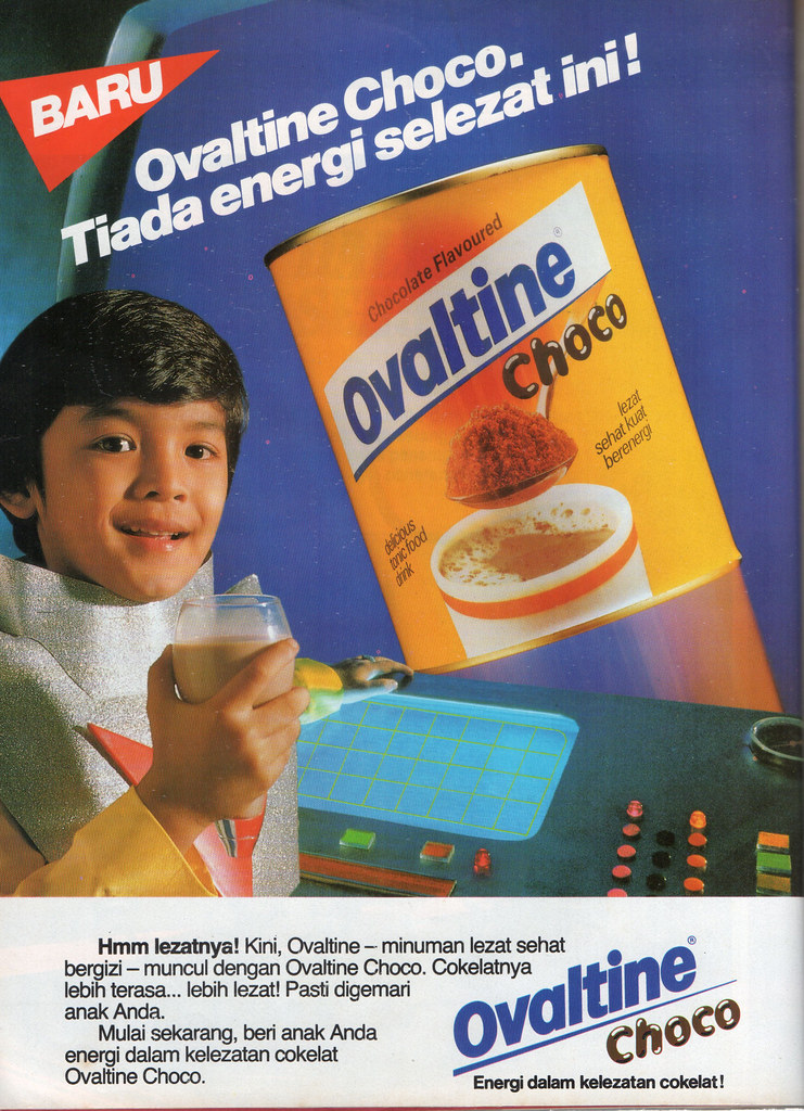 Ovaltine - Kartini, 25 Juli 1988