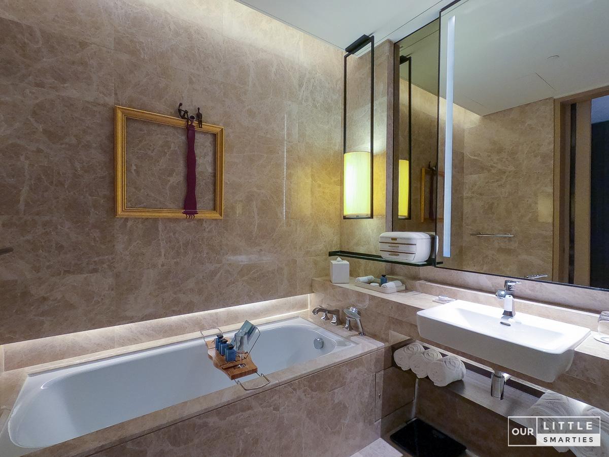 Sofitel Singapore City Centre Bathroom