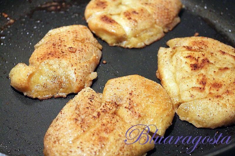 07-pane abbrustolito nel burro e aglio