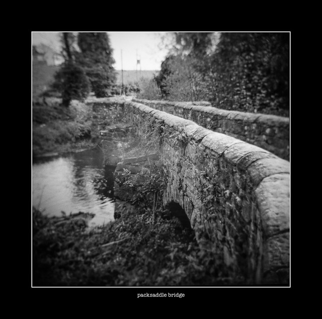 the old packsaddle bridge.....