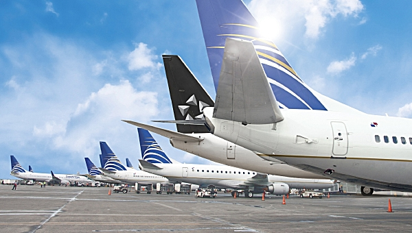 Copa Airlines tails PTY (Copa Airlines)