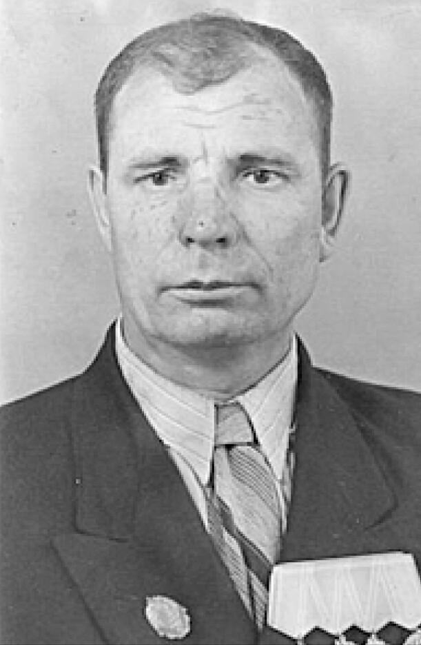 Михаил Васильевич Буркацкий